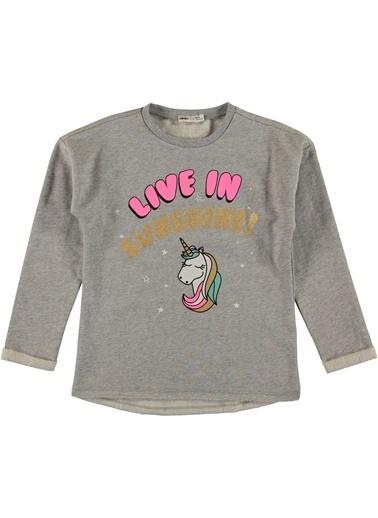 Koton Kids Sweatshirt Gri